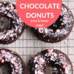 baked donuts pin