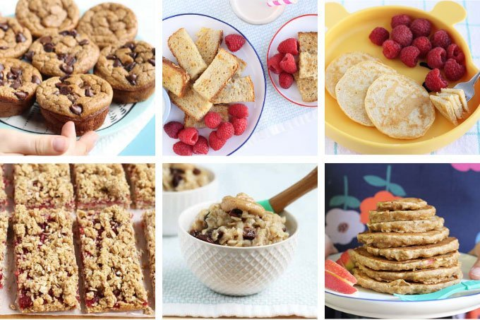 Master List Of Breakfast Recipes For Kids 100 Easy Ideas