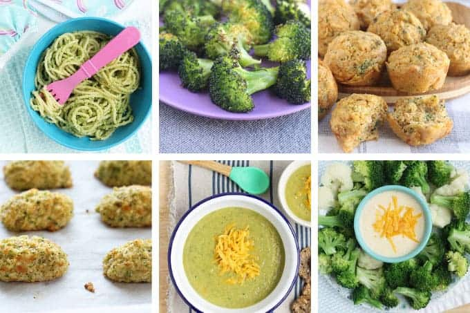20 Healthy Broccoli Recipes Kids Will Actually Want To Eat