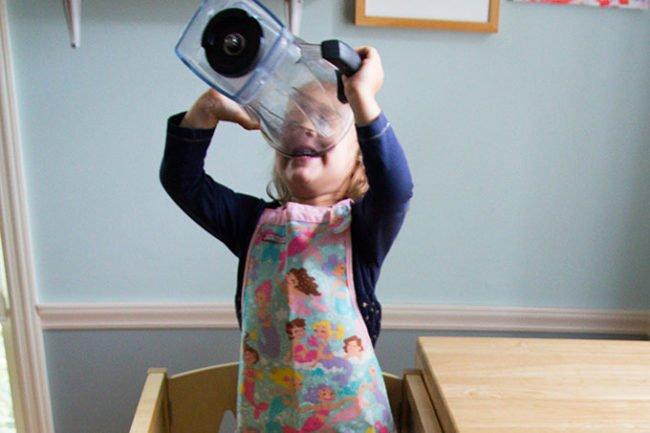 toddler-drinking-from-blender
