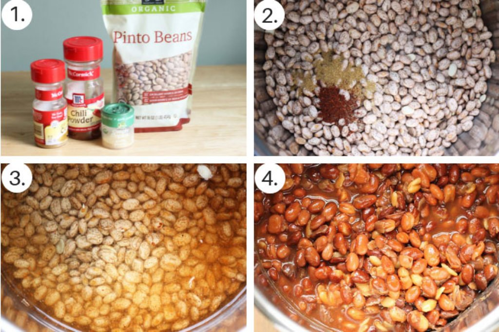 how to make pinto beans step by step