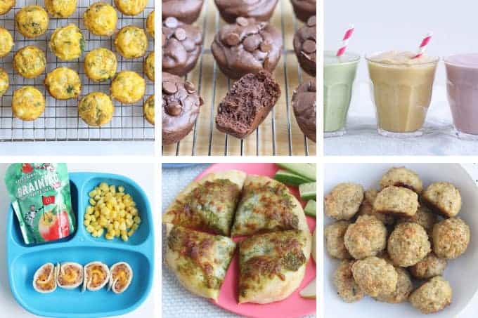 january-week-4 meal plan