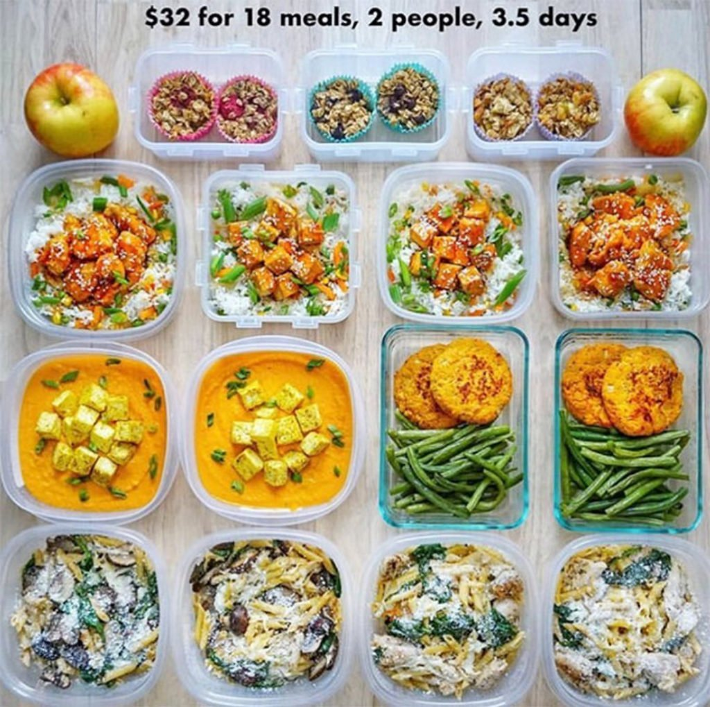meal-prepped-lunches-for-the-week