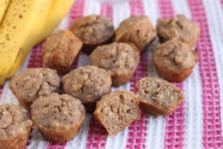 So Good Sugar-Free Banana Muffins