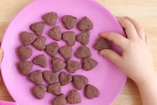 Easy Chocolate Sugar Cookies