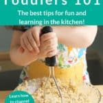cooking with toddlers pin 1