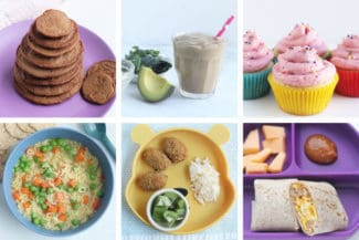 Healthy Family Meal Plan For February