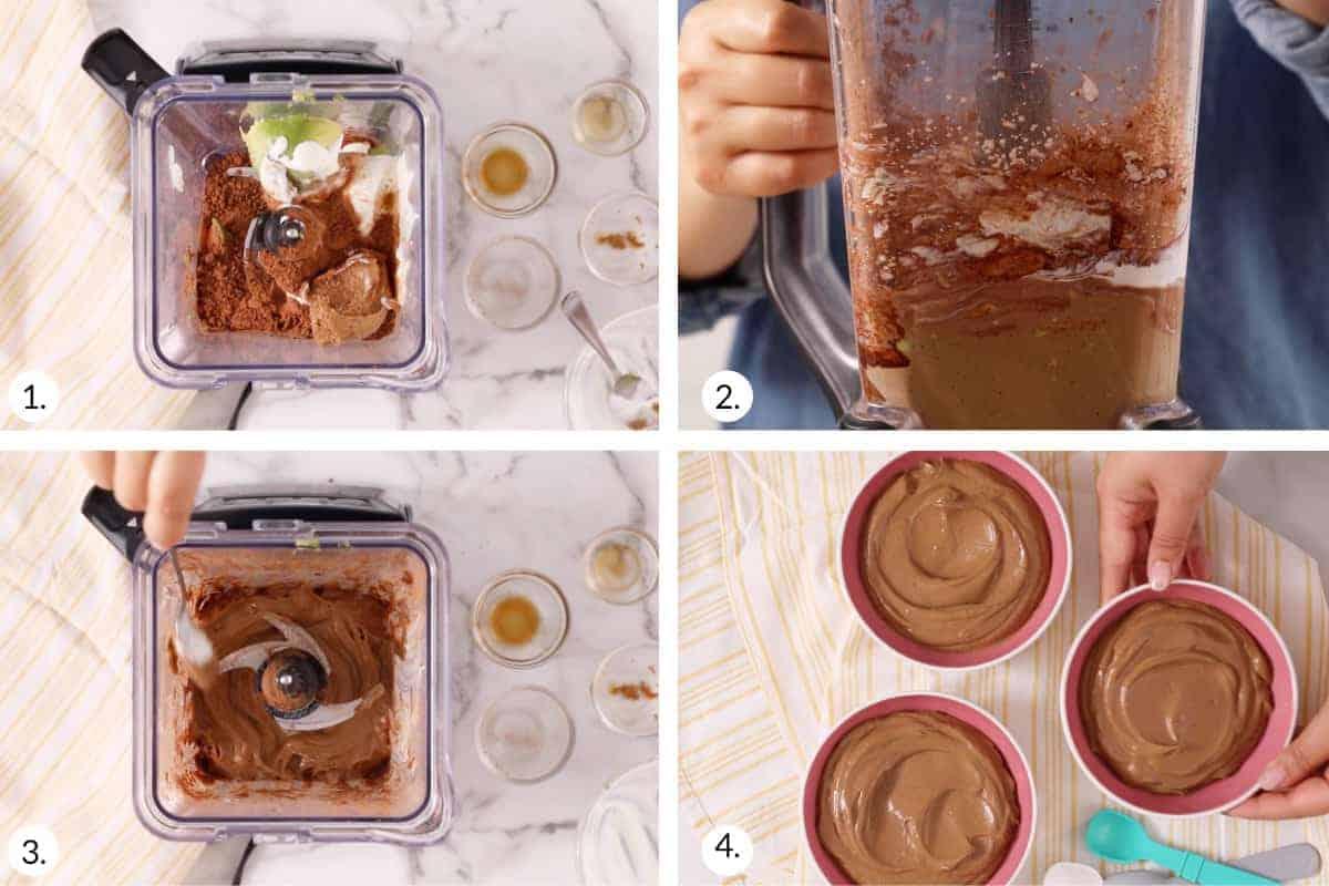 how-to-make-chocolate-avocado-pudding-step-by-step