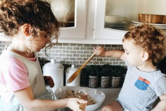 Making Peace with Food as a Mom (Ep 61)