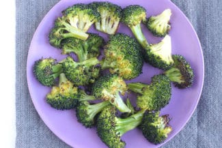 Quick & Easy Roasted Broccoli