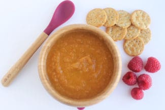 Super Creamy Roasted Carrot Soup