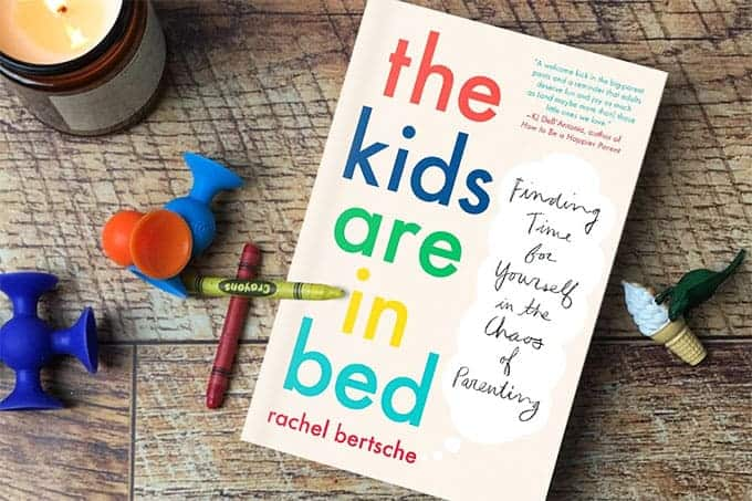 the kids are in bed book cover