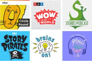 10 Best Podcasts for Little Kids