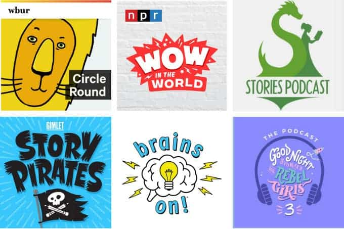 best-podcasts-for-kids-featured