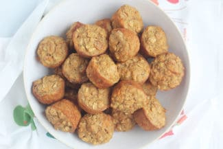 Best Healthy Carrot Cake Muffins