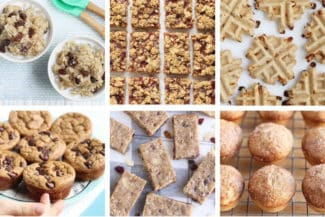 Healthy & Easy Breakfast Recipes with Pantry Staples
