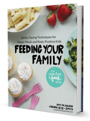 feeding your family book cover