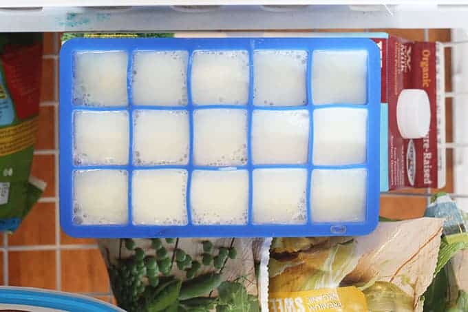 how-to-freeze-milk-in-ice-cube-trays