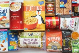 Best Pantry Staples for Your Family