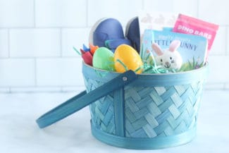 Best Easter Basket Ideas for Toddlers