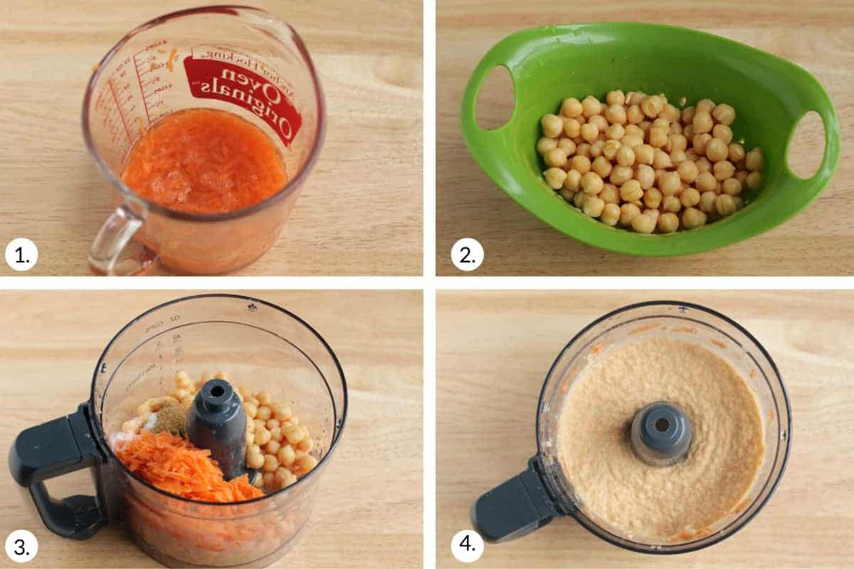 how-to-make-carrot-hummus-step-by-step