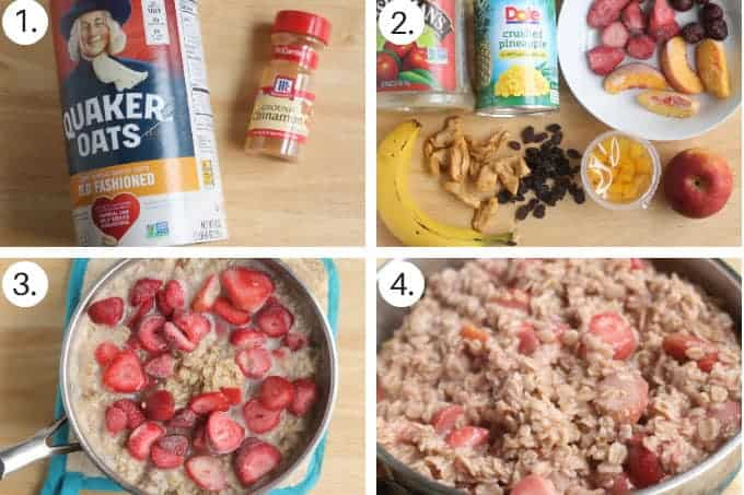 how-to-make-oatmeal-with-fruit-step-by-step