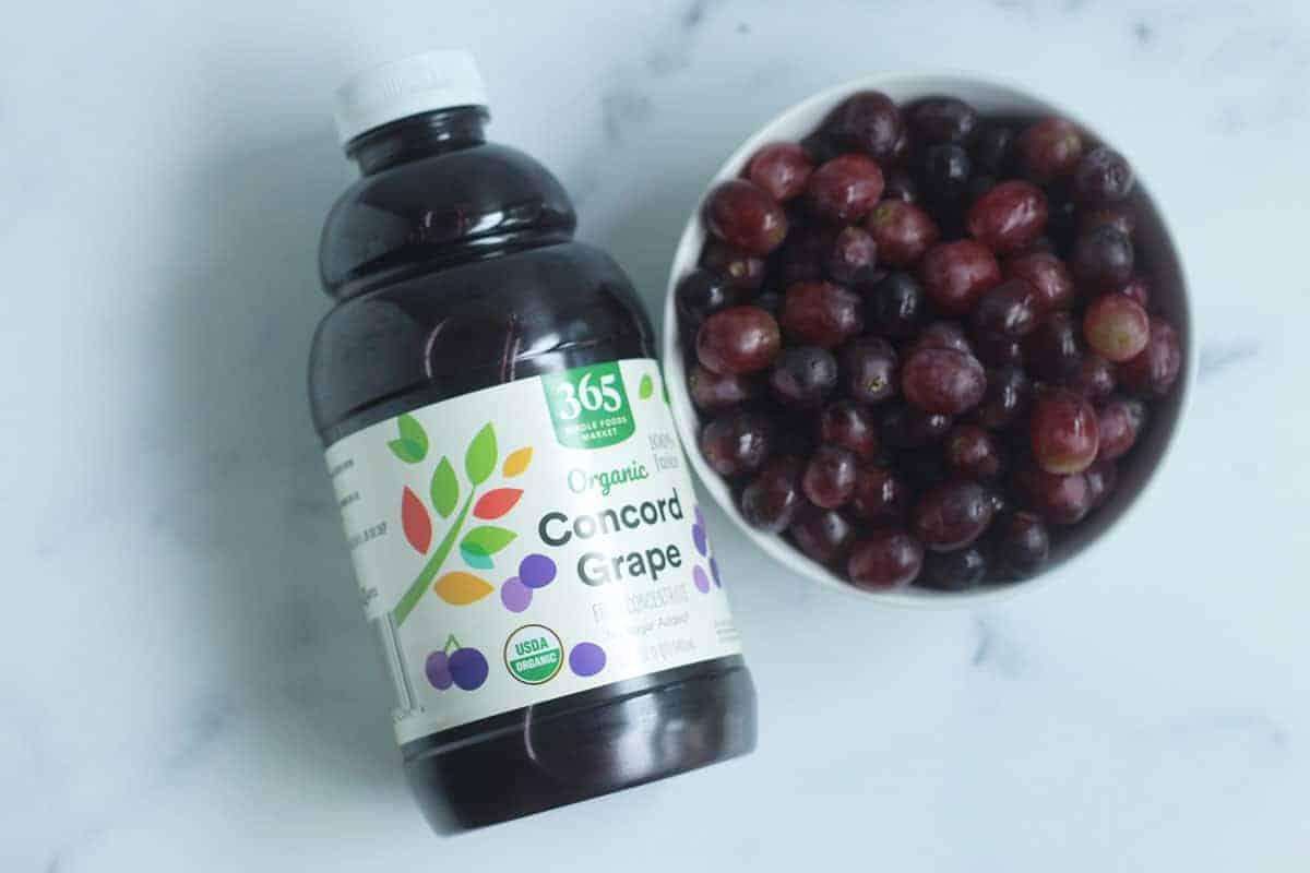 ingredients-in-grape-pops