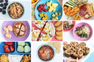 Free 2-Week Family Meal Plan