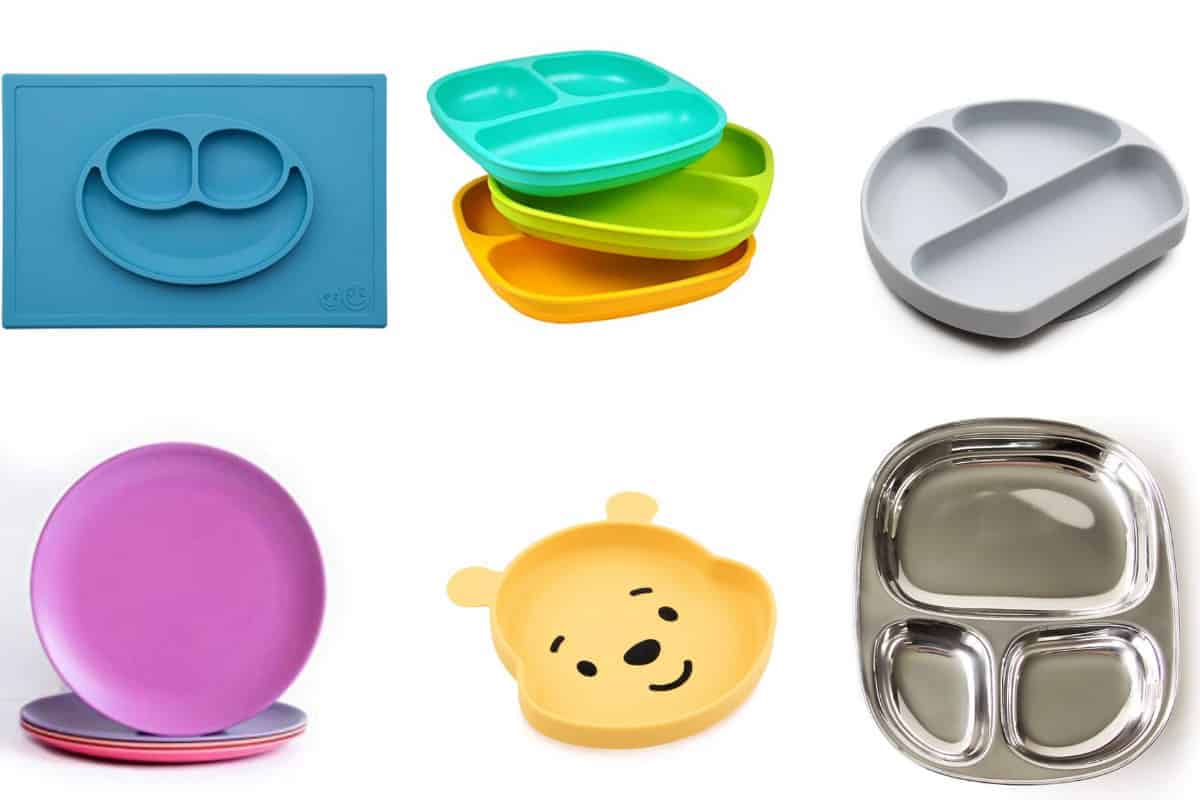 best-toddler-plates-in-grid-of-6