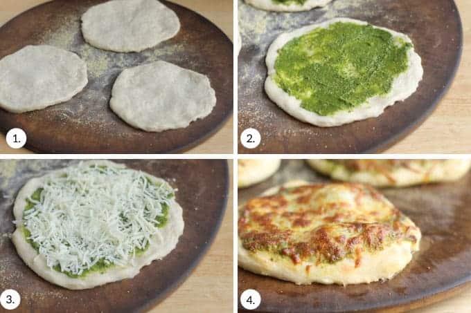 how-to-make-pesto-pizza-step-by-step