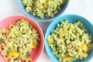 Easy Pesto Pasta Salad Recipe