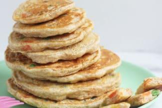 Easy Vegetable Pancakes