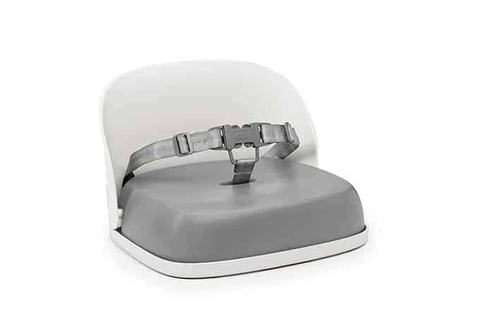 Oxo-nest-booster-in-gray-and-white