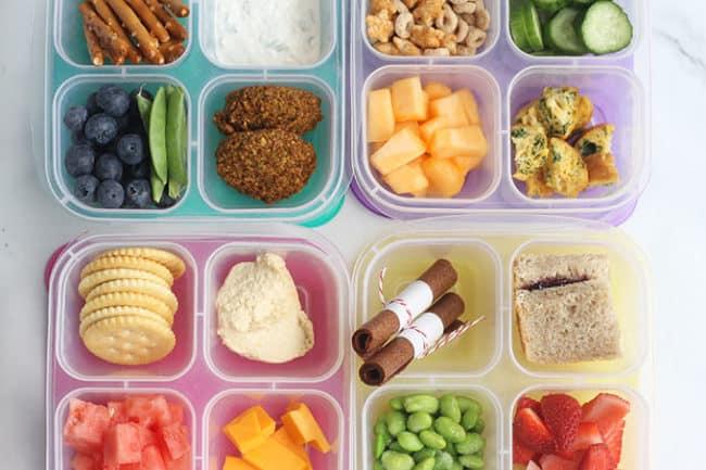 bento-lunch-box-ideas-on-countertop