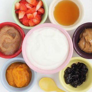 best yogurt flavorings for toddlers