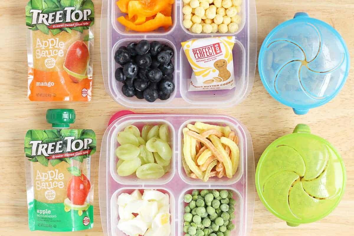kids-travel-lunches-and-snacks-on-counter