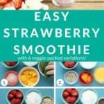 strawberry smoothie pin 1