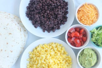 Easy Taco Buffet (No-Cooking Required!)