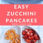 zucchini pancakes pin 1