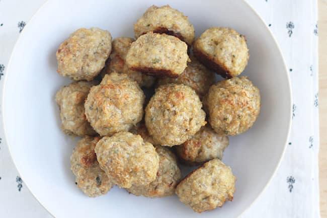 baked-chicken-meatballs