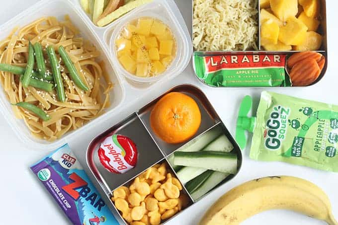 20 Easy Cold Lunch Ideas For Kids That Work At Room Temp