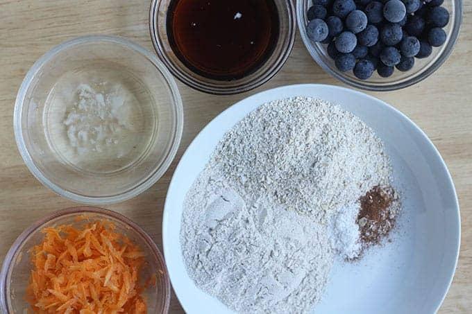 ingredients-in-oatmeal-bars