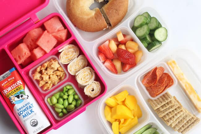 no-cook-school-lunch-ideas-in-lunch-boxes