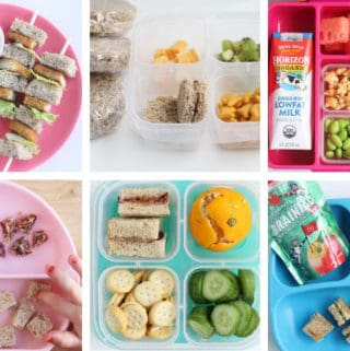 sandwiches for kids in grid