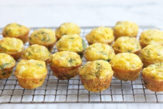Best-Ever Spinach Egg Muffins