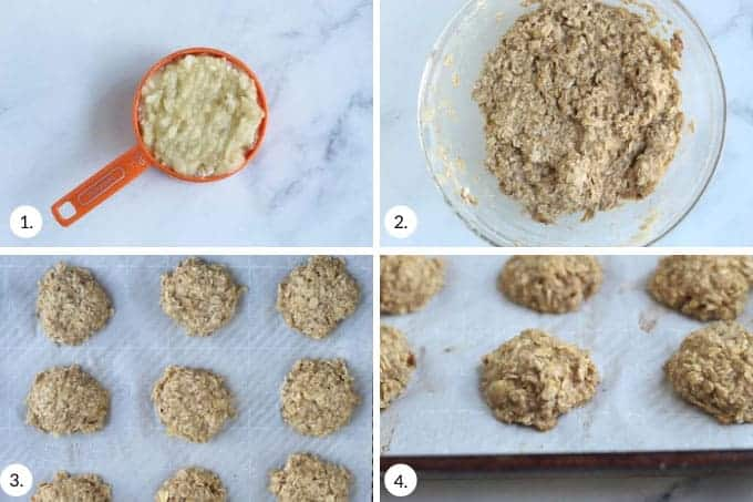 how-to-make-healthy-banana-cookies-step-by-step
