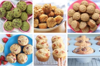 25 Healthy Muffins for Kids