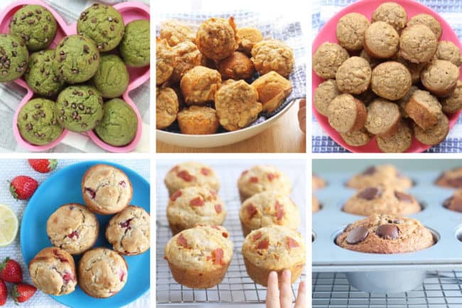 healthy-muffins-for-kids-in-grid-of-6