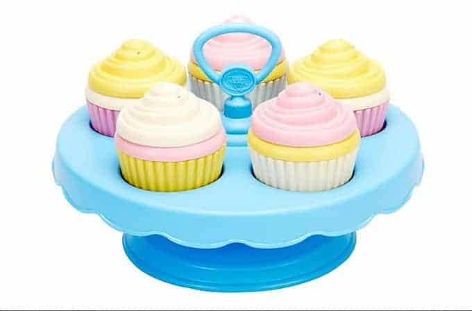 Green-Toys-Cupcake-Set