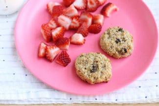 Easy Banana Oatmeal Breakfast Cookies